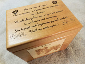 sayings for pet urns